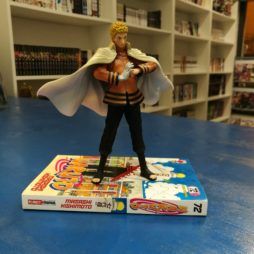 Action Figure di Naruto Hokage in fumetteria