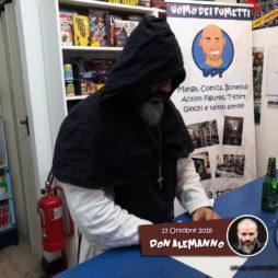 Don Alemanno da Uomo dei Fumetti