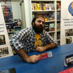 Stefano Antonucci da Uomo dei Fumetti
