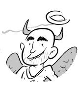 Logo Uomo dei Fumetti